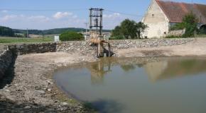 Vodohospodářské stavby